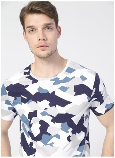 Pierre Cardin Pierre Cardin T-Shirt Mavi